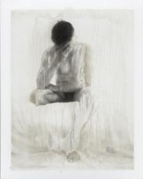 Nu Homme, Gilles Rigoulet, courtesy Little Big Galerie
