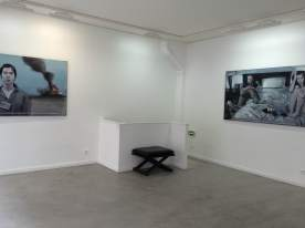 Vue d'exposition, Lamalattie