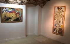 Vue d'exposition, Michael Bastow