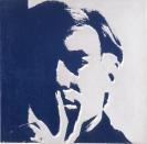 Andy Warhol, Selfportrait 1966 Encre sérigraphique sur toile © The Andy Warhol Foundation for the Visual Arts, Inc. / Adagp, Paris 2016 Crédit photo: Yves Bresson / MAMC