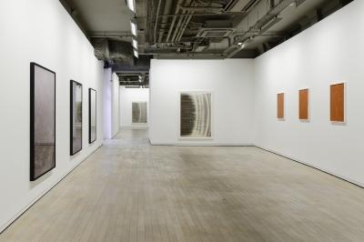 Dove Allouche - Mea Culpa d'un sceptique, vue de l'exposition, salle deux. Fondation d'entreprise Ricard, Paris, 2016 - Courtesy Fondtion d'entreprise Ricard