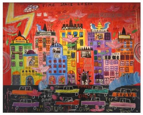 Troy Henriksen ; courtesy Galerie W
