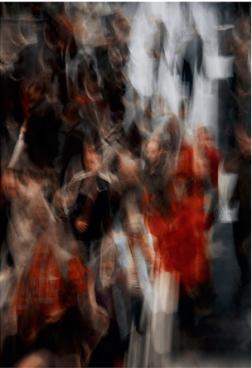 Alexeï Vassiliev - ÉTUDE #13 - Hieronymus - 2015 - photographie argentique - 45 x 30 cm