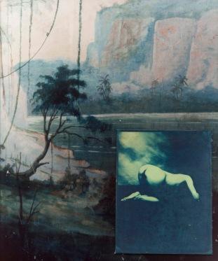 Esther Teichmann, 'Sans Titre', de la série 'Fractal Scars, Salt Water and Tears', 2015. Courtesy Galerie les filles du calvaire