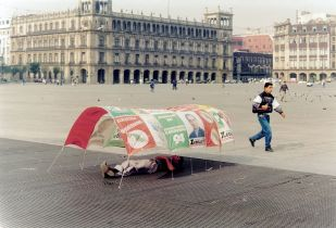 Francis Alÿs, Housing for All, 1994
