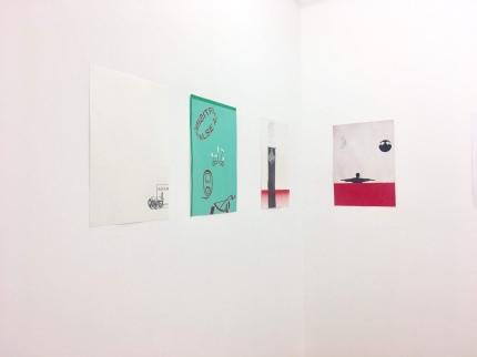 Vue d'exposition. © Jeunes Critiques d'Art bis
