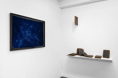 Gabriel Leger, Vue de l'exposition, 2018. ©Grégory Copitet, Courtesy Gabriel Leger et Galerie Sator, Paris.