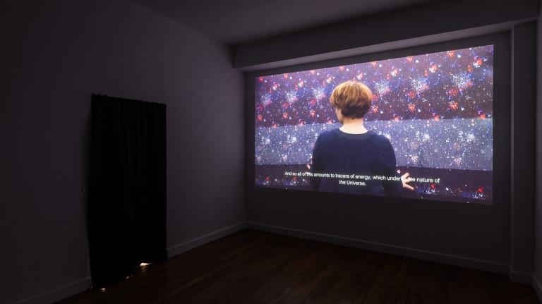 Arrêt sur image du film Visite, Célia Gondol, 2016
