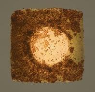 Amar Kanwar, Letter 7, 2017 (détail). 4 rétro-projections vidéo, 45 rétro-projections lumineuses, papiers artisanaux en fibres de ramie, coton et bananier. Éditions de 6 + 2 AP. Courtesy de l'artiste et de Marian Goodman Gallery.